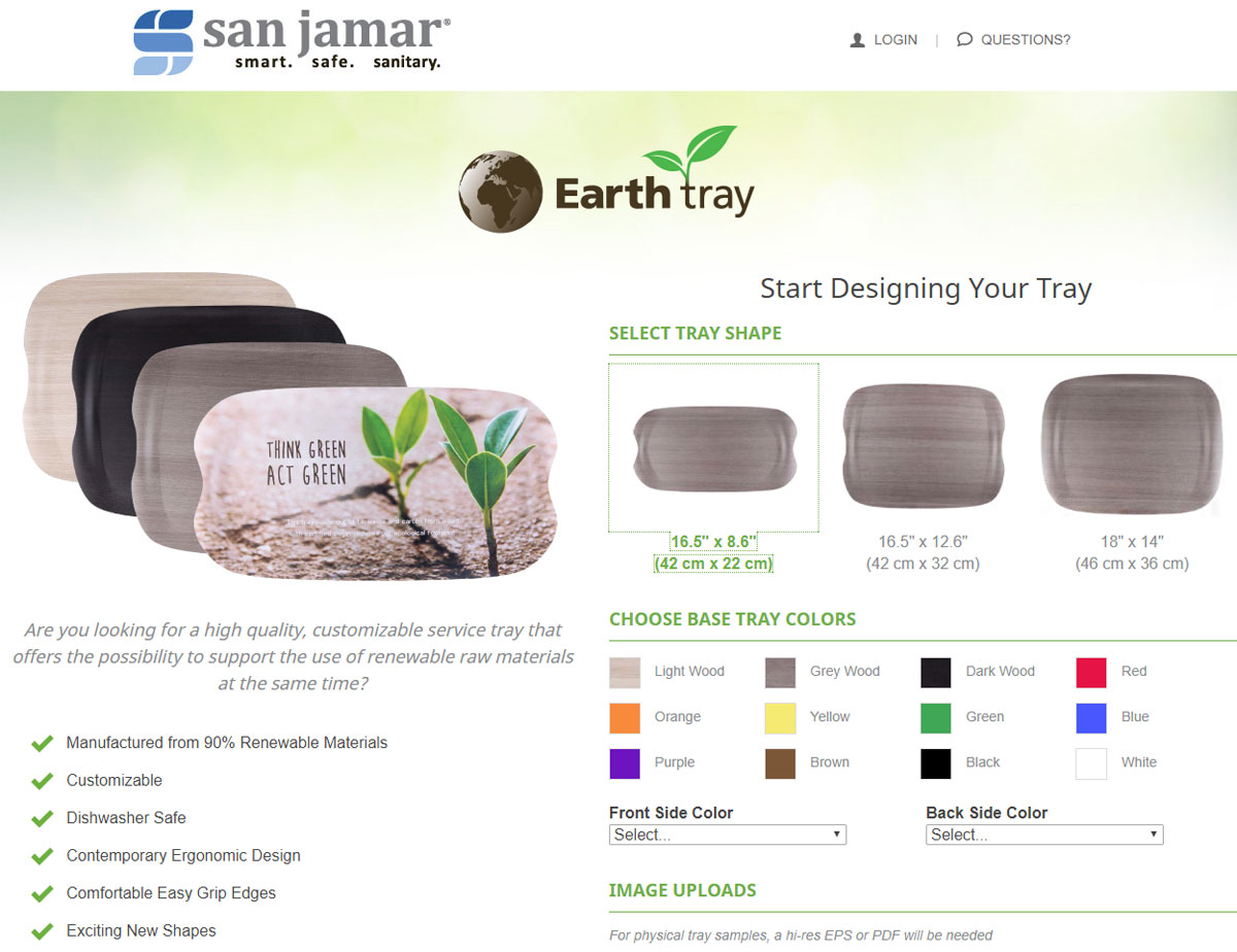 EarthTray.SanJamar.com