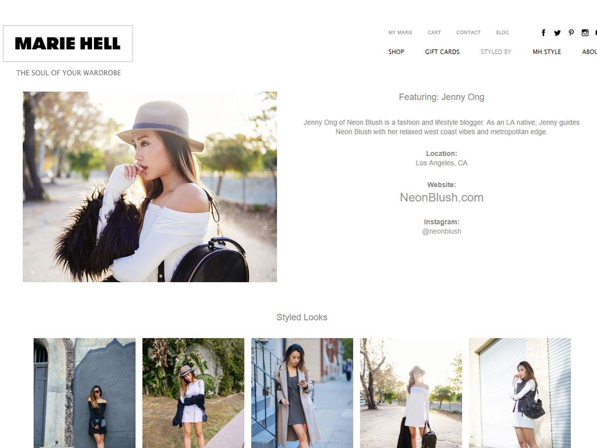 MarieHell.com